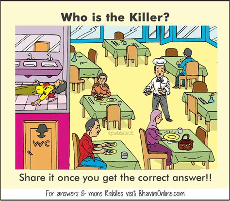 who is the killer who is the killer any detective out there
