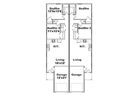 Duplex Plans For Narrow Lots by Narrow Duplex Plans Search Projects To Try