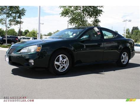 2004 Pontiac Grand Prix Gt For Sale by 2004 Pontiac Grand Prix Gt Sedan In Polo Green Metallic