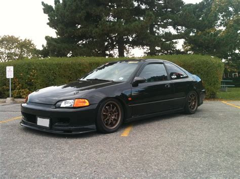 honda civic 1995 modified for sale 1995 honda civic si coupe type r inspired modified