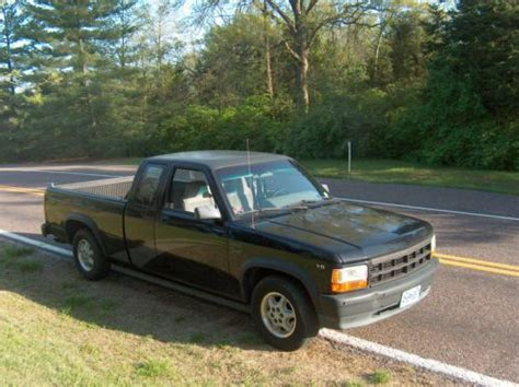 dodge dakota 2 door sell used 1995 dodge dakota sport extended cab 2