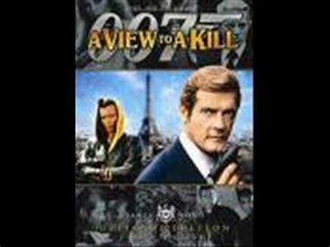 james bond film order all james bond films in order youtube