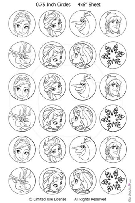 printable frozen ornaments disney frozen christmas decorate the tree coloring pages
