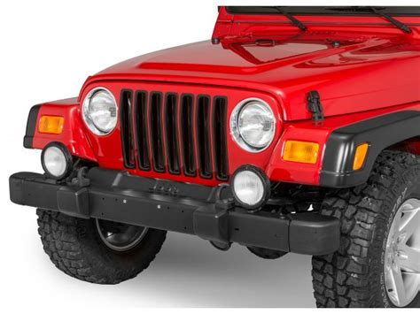 Jeep Wrangler Grill Inserts Quadratec Q 0006 Grille Inserts For 97 06 Jeep 174 Wrangler