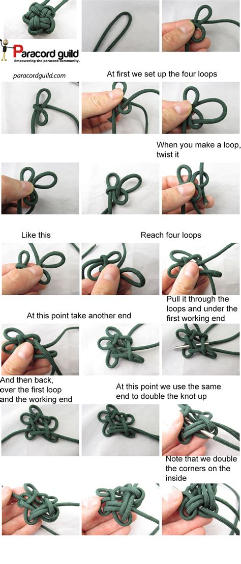 How To Tie Knots - grog s index of decorative knots crafts