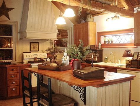 Country Kitchen Decorating Ideas 20 Inspiring Primitive Home Decor Exles Mostbeautifulthings