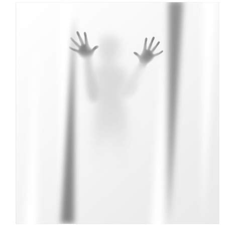 creepy shower curtain index of images scary silhouette shower curtain