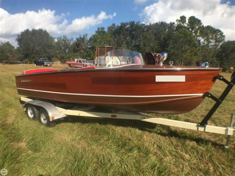 sportsman boats used for sale chris craft sportsman boats for sale boats