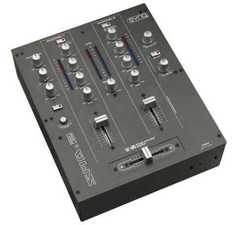 console dj professionale audio miscelatore mescolantesi professionale smd 2 di