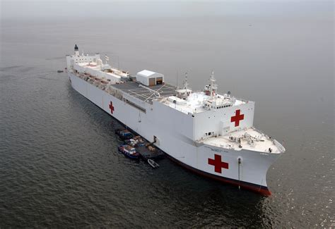 Usns Mercy And Comfort File Us Navy 060523 N 6501m 004 The Military Sealift