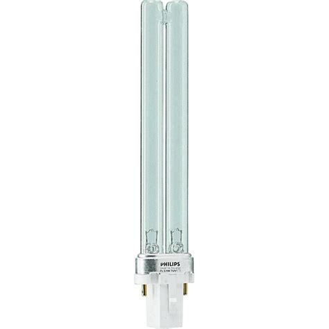 Lu Philips Pl S 9w uvc 9w g23 philips tuv pl s 9w 2p osram hns s 9w g23