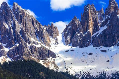 imagenes impresionantes bellas monta 241 as impresionantes de las dolom 237 as italia imagen de