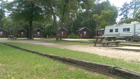 Styx River Cabins by Styx River Resort Cground Road Work Play