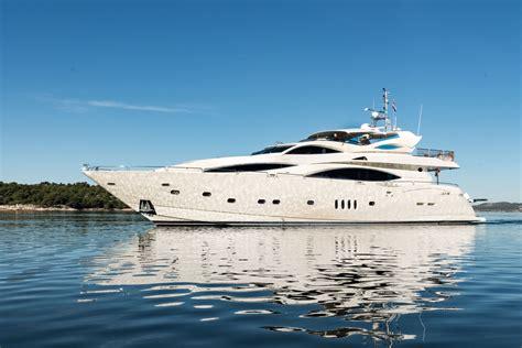 sunseeker 105 yacht mieten split kroatien - Jacht Mieten