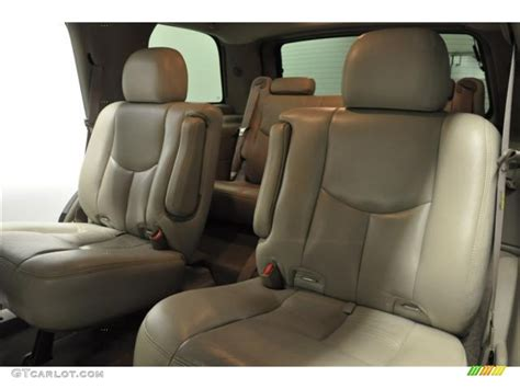 2004 Chevy Tahoe Z71 Interior by Neutral Interior 2004 Chevrolet Tahoe Z71 4x4 Photo