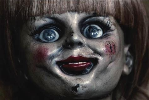 annabelle doll pictures annabelle review by pete hammond deadline
