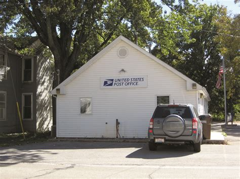 Dublin Ohio Post Office by Community Plan 187 Postal Services
