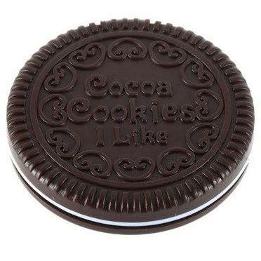 Cermin Brown cermin make up desain cookie brown