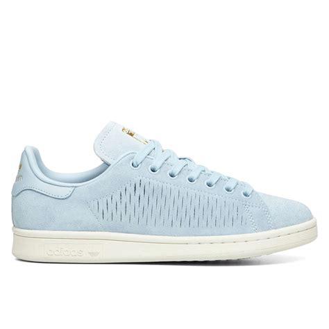 stan smith light blue women s stan smith light blue sneaker little burgundy