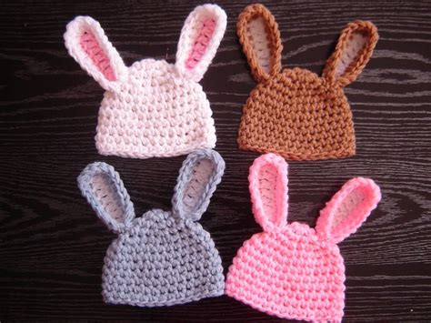 pin easter bunny patterns my on pinterest easy bunny hat by jtcreations free crochet pattern
