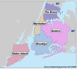 Boroughs Of New York Map by Brooklyn The 4th Largest City In The Us By Population