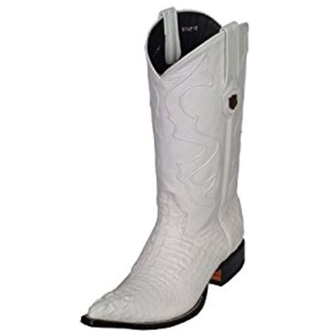 mens white boots for sale gt white crocodile men s cowboy fashion western boots