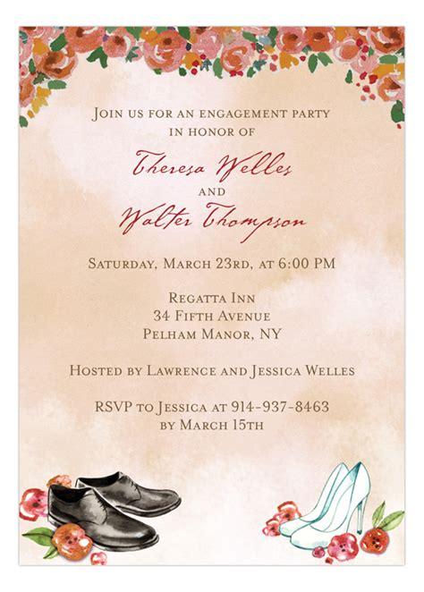 Special Wedding Shoes by Special Wedding Shoes Fall Invitation Polka Dot Design