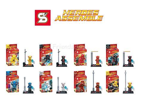 Lego Bela 10234 Batman Dc The Flash lego flash dc promotion achetez des lego flash dc promotionnels sur aliexpress alibaba