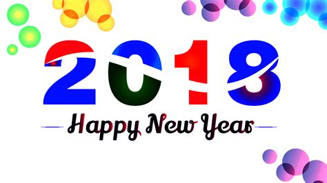 free happy new year 2018 clipart wish you a very happy
