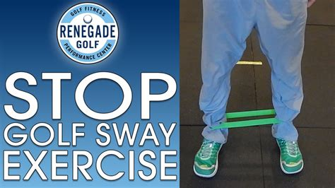 stop sliding in the golf swing renegade golf training free golf workouts nutrition