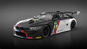 Bmw Gt3 Bmw M6 Gt3 Announced For Raceroom Racing Experience