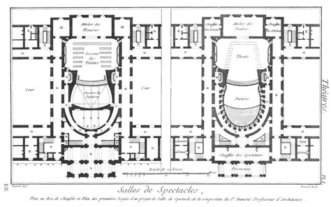 concert hall floor plan theaters plan of the first floor of a plan for a concert