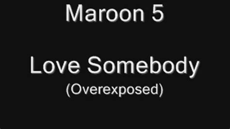 download mp3 maroon 5 fix you maroon 5 love somebody mp3 download youtube