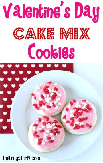 valentines day cookie recipe 24 best images about cookies on cake mix
