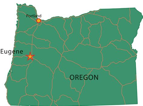 oregon state location map how to get here admissions