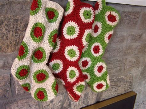 pattern for a crochet christmas stocking crochet christmas stockings 10 free patterns to hang this