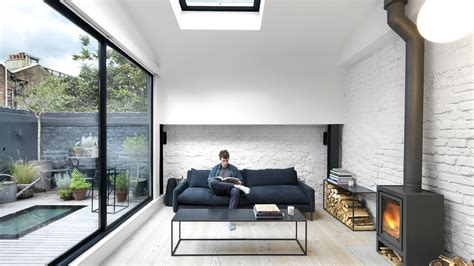 home design courses london threefold architects updates london mews house with