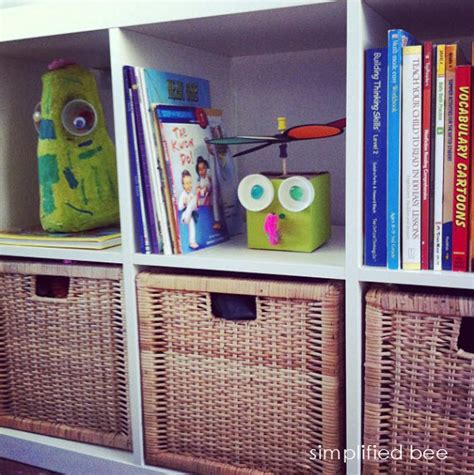 playroom ideas ikea kids playroom with ikea shelving simplified bee
