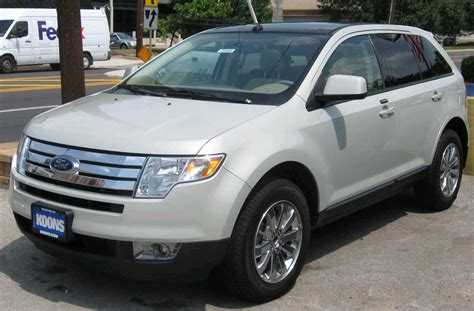 how does cars work 2008 ford edge parking file 2007 ford edge jpg