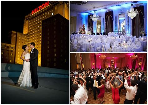 marcus muzzo and taryn hton wedding downtown milwaukee venues intercontinental hilton