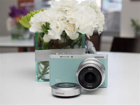 Murah Samsung Nx Mini Nx F1 Lensa 9 27mm samsung nx mini kamera mirrorless tertipis di dunia