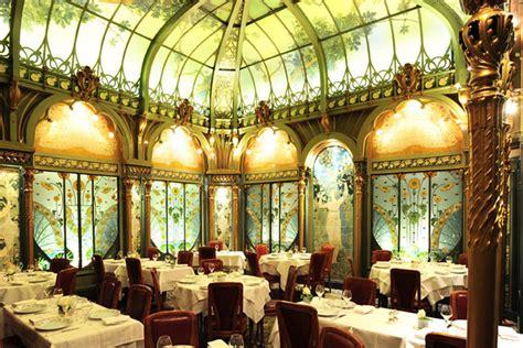French Home Interiors Neonscope Stunning Belle Epoque Restaurant In Paris
