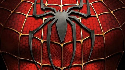 spiderman logo pattern spiderman logo wallpapers wallpaper cave