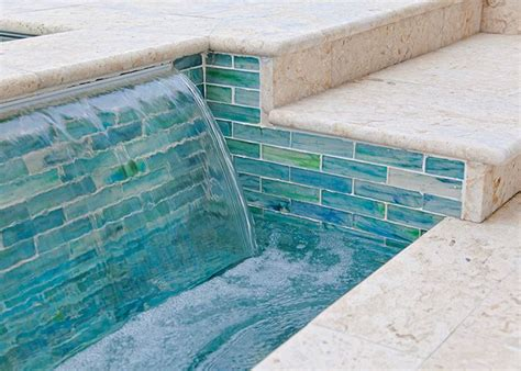pool tile designs pool tile ideas shellstone pool deck marble tile pool
