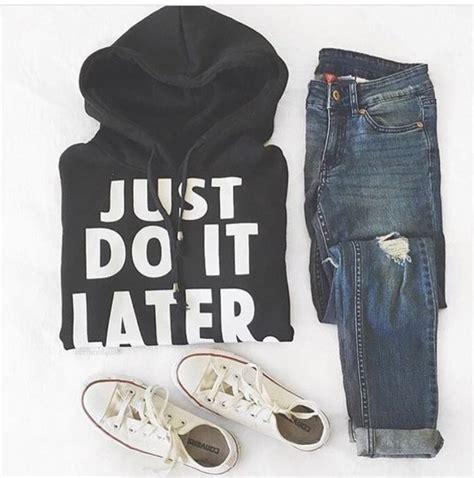 Jaket Hoodie Sweater Halfzipper Nike Just Do It Jersey Futsal Murah jacket nike jumper hoodie black just do it later