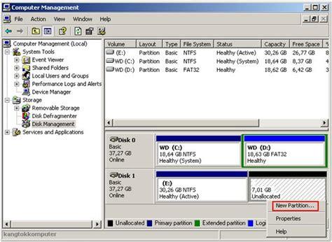 format ssf adalah disk management format pendopo media center
