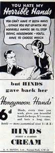 The sexist vintage print adverts from the 1950s by well