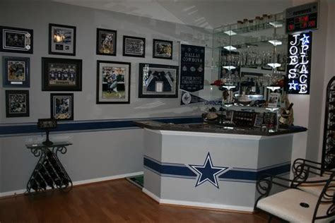 Dallas Cowboys Room Decor Dads Garage Redo On Pinterest Dallas Cowboys Garage Organization And Dallas Cowboys Room