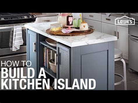 build a kitchen island out of cabinets build your own kitchen island newhouse sun construction