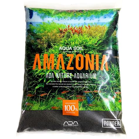 Soil Ada Amazonia By Draquatic ada aqua soil powder amazonia 9 l by ada for 50 88 eur